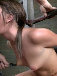 Midwestern girl turned into cocksucking pornstar, pic #13