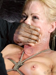 MILF roughy fucked by black cock, pic #12