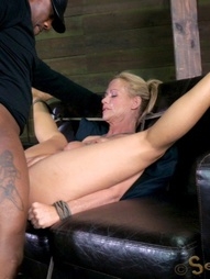 MILF roughy fucked by black cock, pic #3