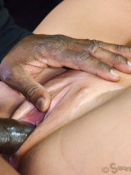 MILF roughy fucked by black cock, pic #4