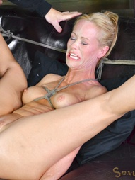 MILF roughy fucked by black cock, pic #6
