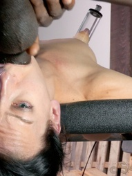 Elise Graves Takes On 10 Inches, pic #8