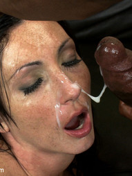Horny slut orders gang bang delivery, pic #13