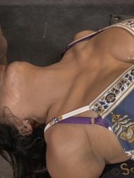 Fresh faced latina gets railed, pic #14