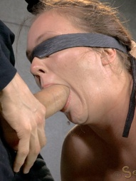 Bound and Facefucked, pic #12