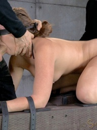 Bound and Facefucked, pic #8