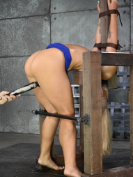Restrained in strict bondage, pic #15