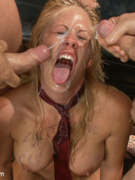 Slut Wife Gets Slammed into Subspace, pic #14